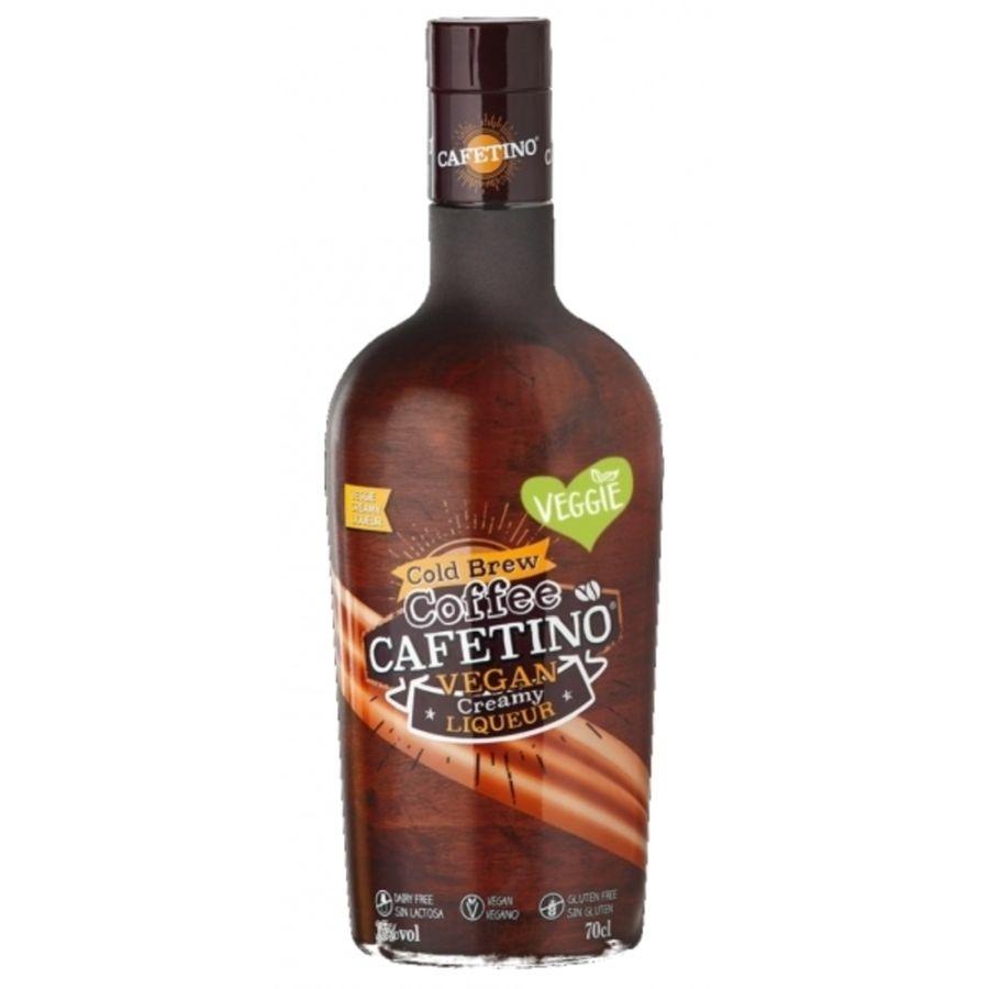 בנא משקאות בלעדי ברשת - ליקר קפה טבעוני CAFETINO 99.9 שח 700מל צילום יחצ